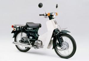 2000年9月 スーパーカブ90デラックス/カスタム
