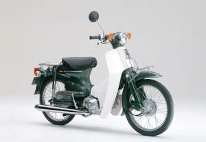 1983年4月スーパーカブ50デラックス
