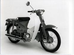 1976年4月スーパーカブC90スタンダード