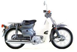 1976年4月スーパーカブC90デラックス