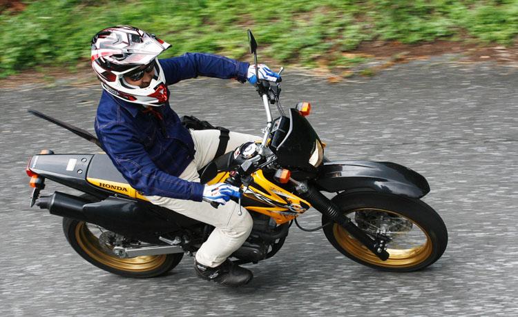 バイクで行くと改めてバイクの機動力の凄さがわかると言うもの