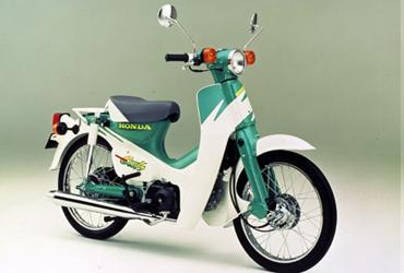 スーパーカブTOKYO MOTOR SHOWスペシャル(スポーティ)
