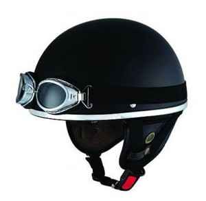 amipado FPF4:オワン型ヘルメットも2012年に一新。ゴーグル標準装備、サイズ調整スポンジ同梱。