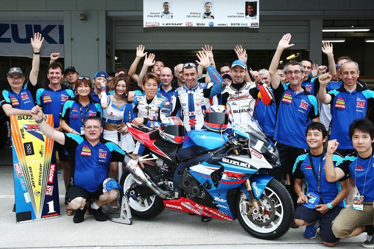 2012鈴鹿8耐