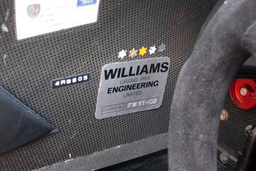 ウィリアムズFW11
