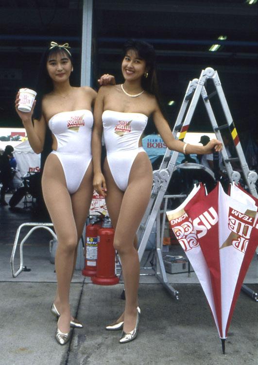 日清カップヌードルレーシング