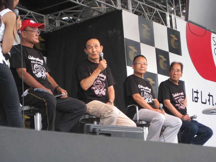 鈴鹿サーキット50周年アニバーサリーデー