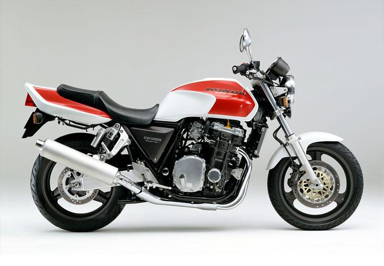 CB1000SF 9211 赤白