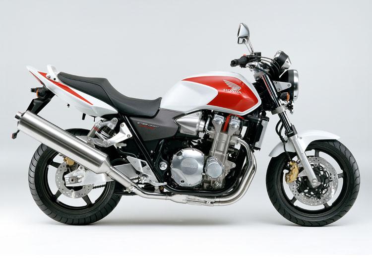 CB1300SF 2003 赤白