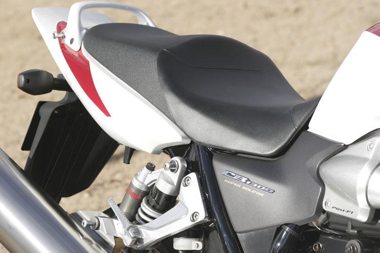CB1300Sb 2005 赤白