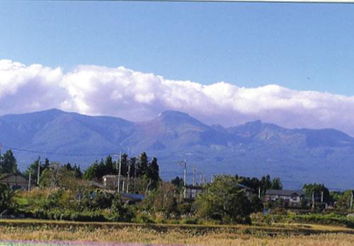那須高原をながめながら国道4号線をチンタラ走るのであった