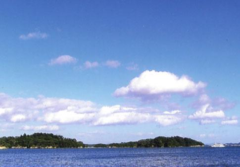 松島や、ああ松島や松島や