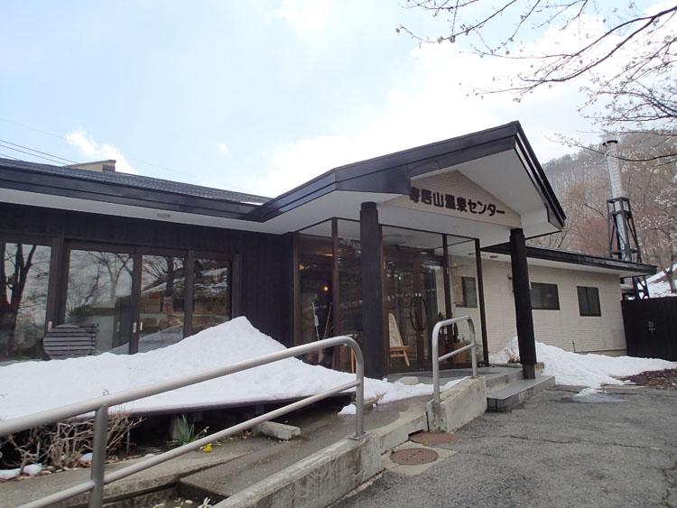 内風呂からの眺めがよかった鎌田温泉「ほっこりの湯」だったが、ここも後で調べたら入湯済だったことが判明した。正直複雑な心境…