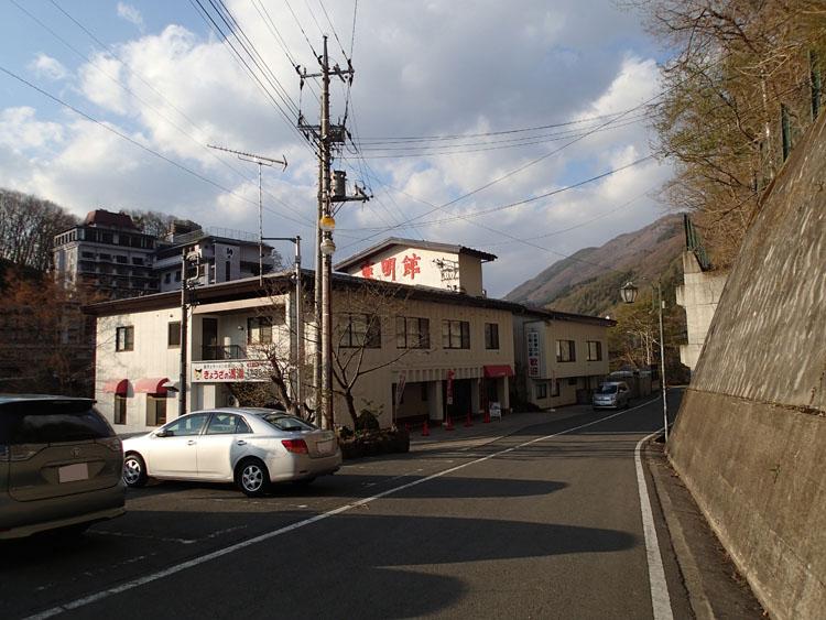 老神温泉にある東明館はぎょうざの満州が運営しているユニークなホテル。以前テレビで観たことがあり、記憶に残っていた