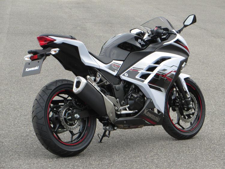 """あの""""Ninja250 """"2014モデルも9月発売に先駆け公開!"""
