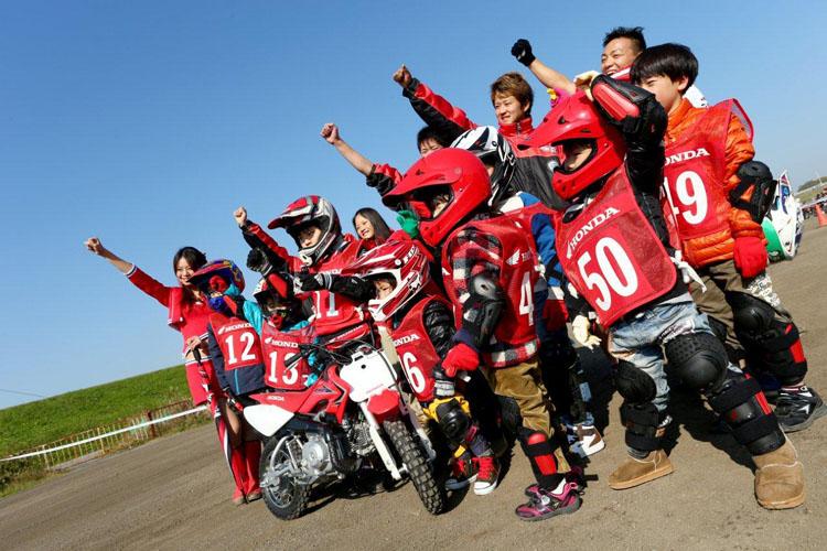 子供バイクスクール