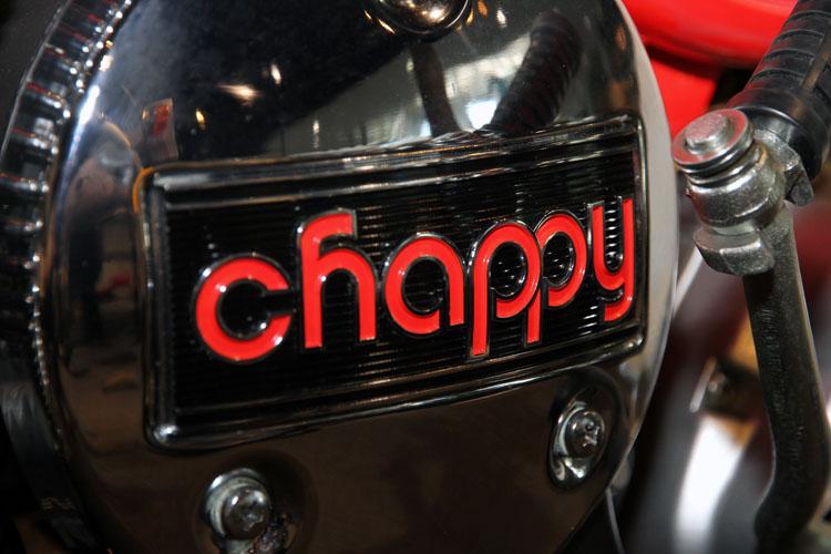 Chappy(LB50II)