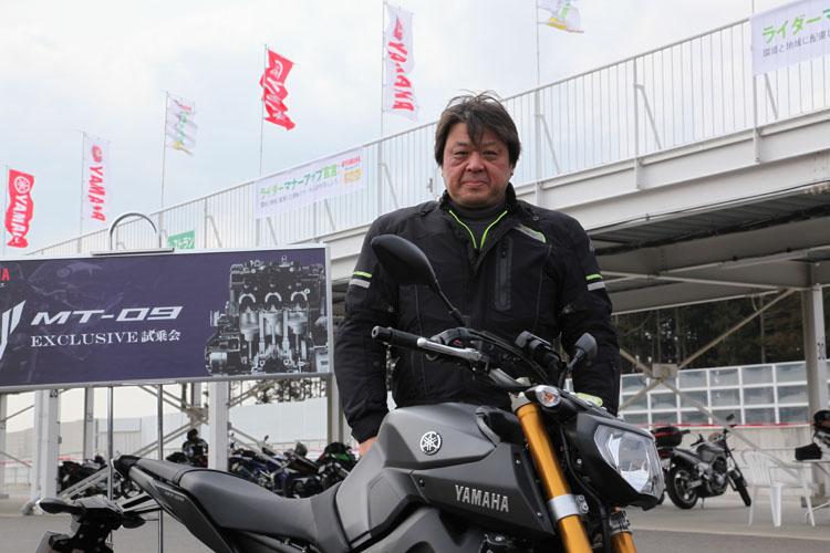 岩田 優さん