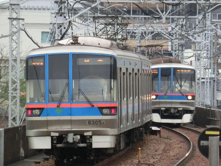 三田線6300系