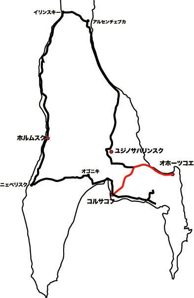 1日目のmap