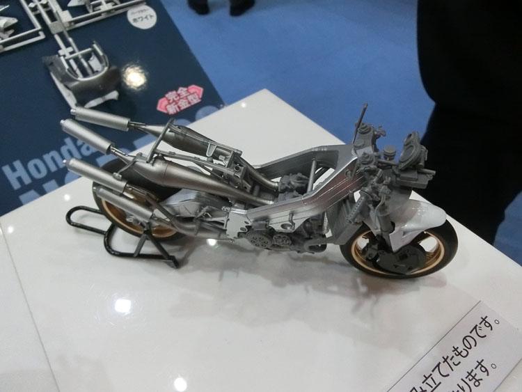 """ハセガワ1/12BKシリーズ Honda NSR5000""""1989WGP500チャンピオン"""