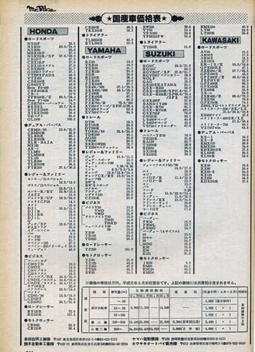 1989年5月号