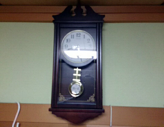 大きなノッポの古時計