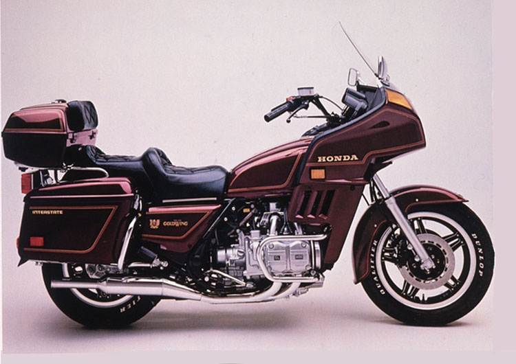1982 GL1100 INTERSTATE