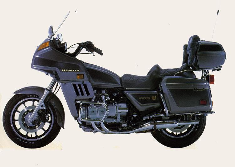 GL1100 ASPENCADE 1983