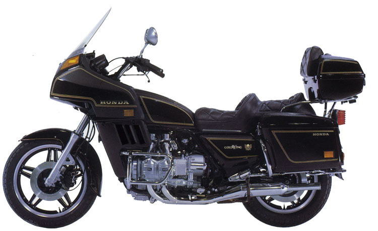 1983 GL1000 INTERSTATE
