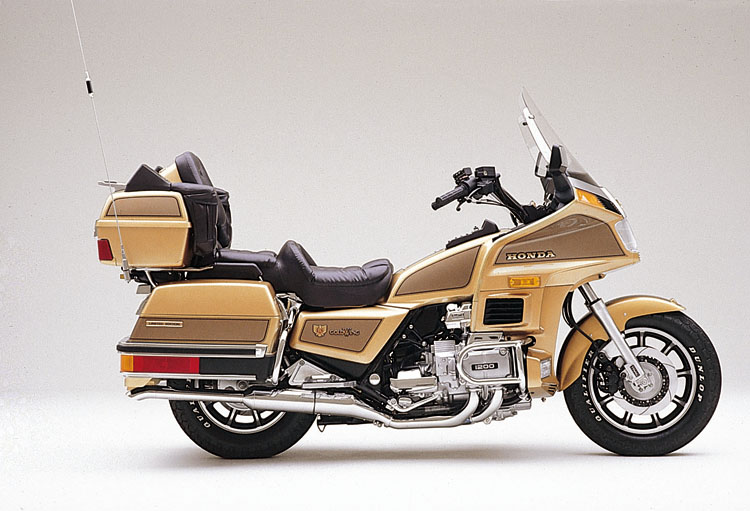 1985 GL1200 LIMITED Edition
