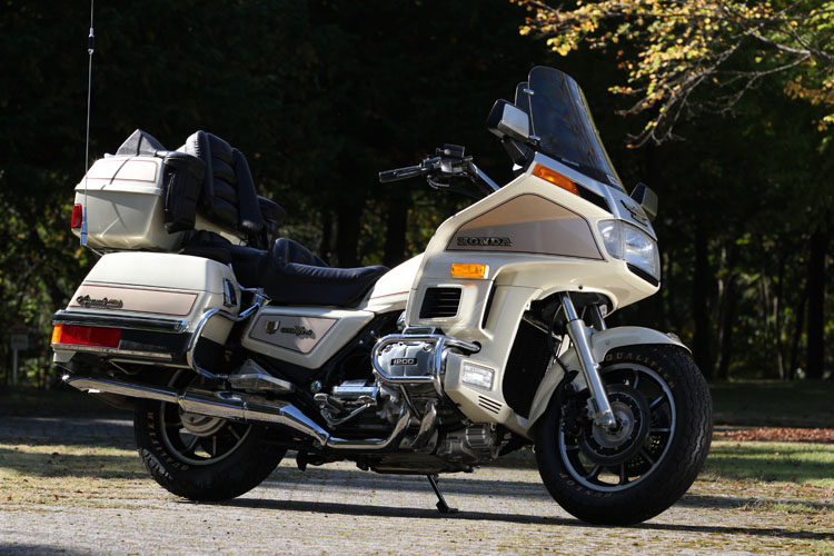 1986 GL1200 ASPENCADE SE-i
