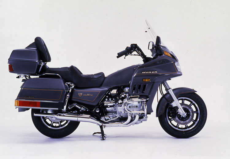 1987 GL1200 INTERSTATE