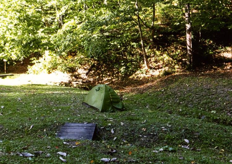 ふるさとの森キャンプ場