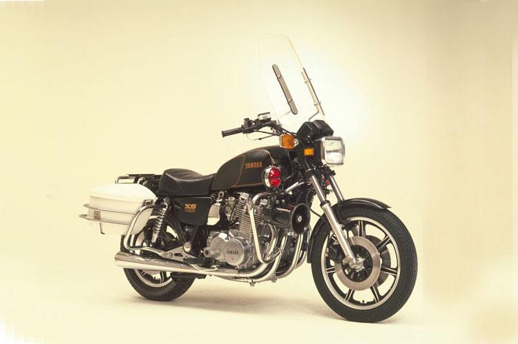 XS1100Police model