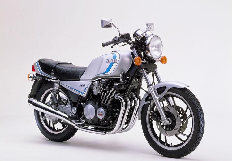 XJ750