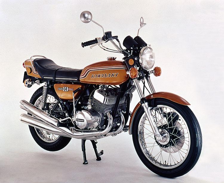 Kawasaki 750-SS(H2)