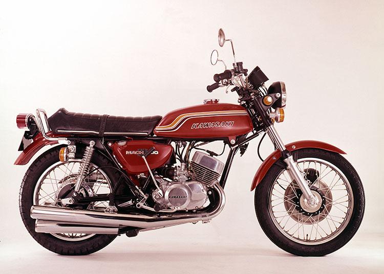 Kawasaki 500-SS(H1B)