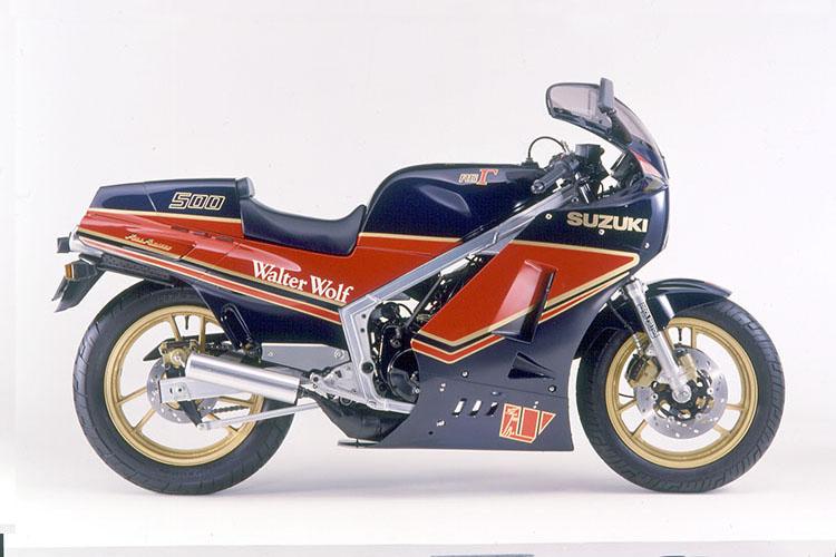 RG500Γ Walter Wolf