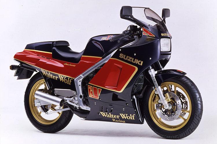 RG400Γ Walter Wolf