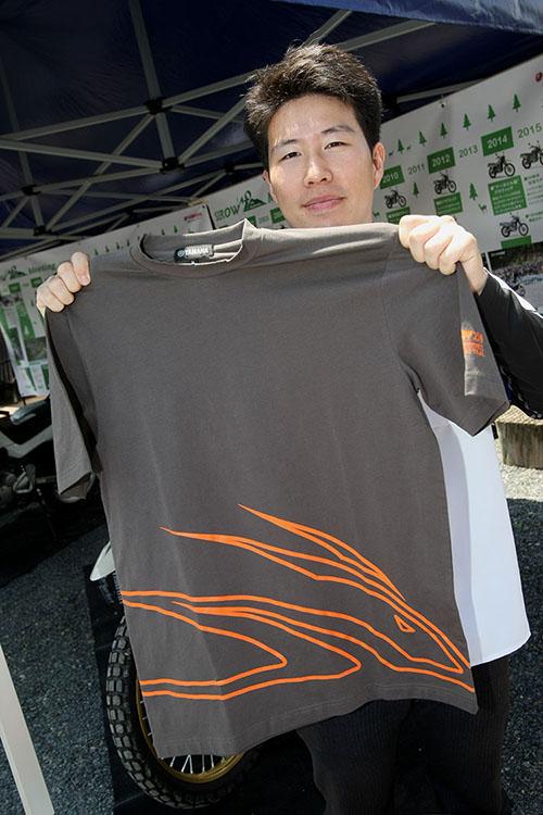 30周年記念デザインTシャツ