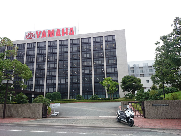ヤマハ発動機の本社