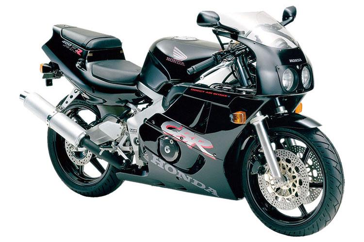CBR400RR ピュアブラック
