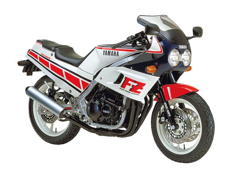 FZ400R(2EL)_シルキーホワイト×レッド