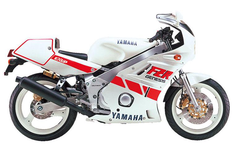 FZR400R(2KT)_シルキーホワイト