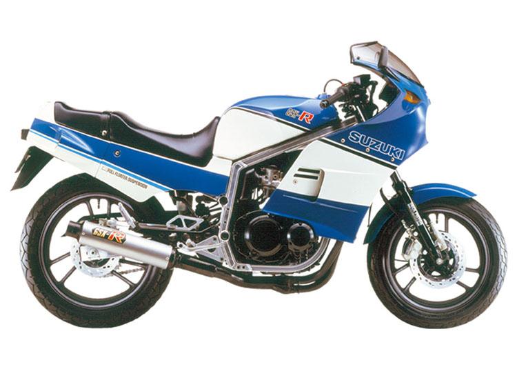 GSX-R(GK71B)_ホワイト×ブルー
