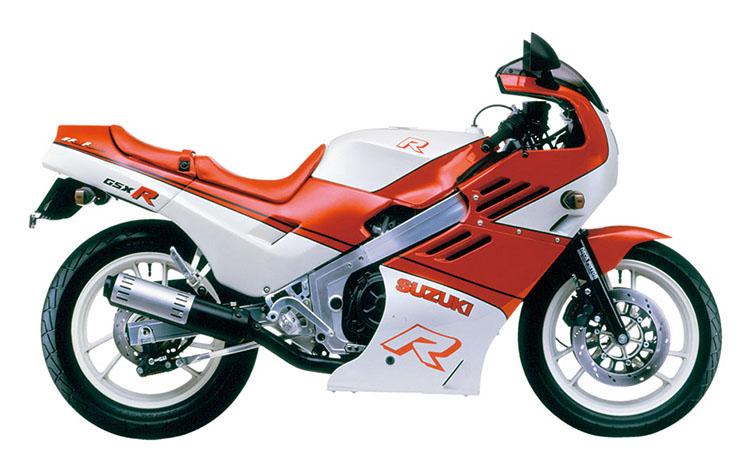 GSX-R(GK71F)_レッド×ホワイトツートン