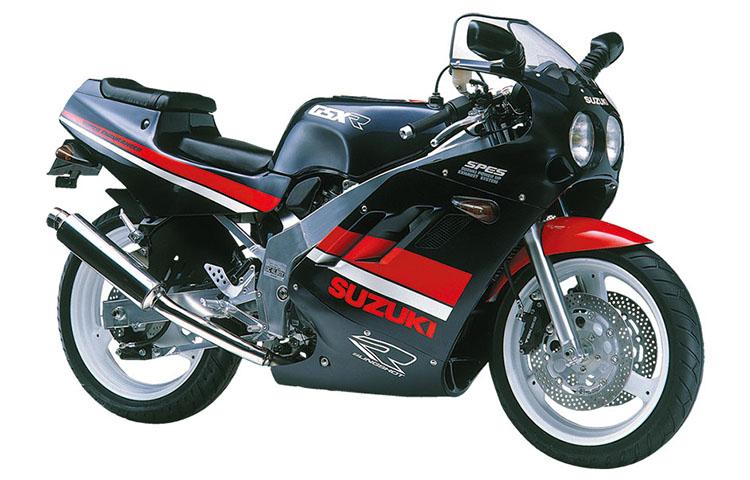 GSX-R400R(GK73A)_レッド×ブルーツートン