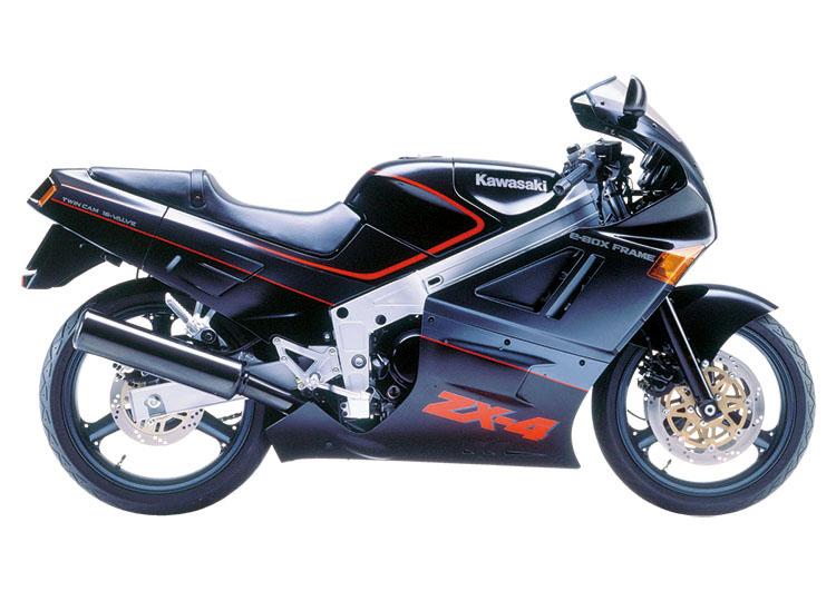 ZX-4 エボニー×パールコスミックグレー