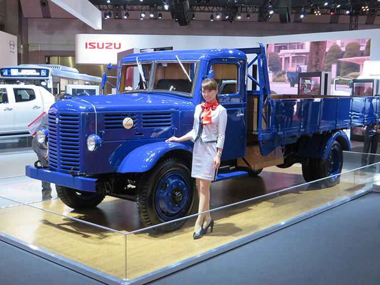 TX80型5トン積みトラック
